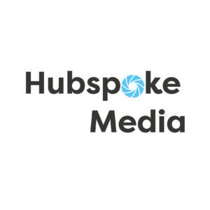 Hubspoke Media Square Logo