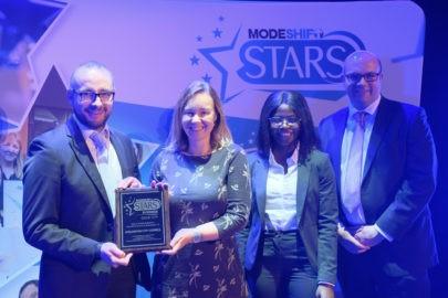 Modeshift STARS Gold Business award winners - Chelmsford City Council